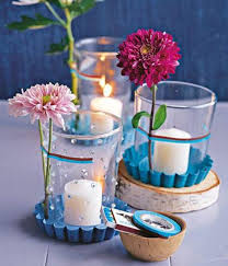 Simple Spring Flower Arrangements Table Centerpieces And Mothers