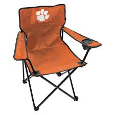 NCAA Rawlings Game Day Elite Chair Clemson Tigers Age Group: Adult ... Ncaa Zero Gravity Clemson Orange Chair Black Tigers Recling Camp Folding Chairs College Covers Textilene Pine Rocking Replacement Sling With Pillow Pnic Time University Sports With Digital Logo Academy Lcc12331 Round Table 30in Oversized Gaming Brands Elite