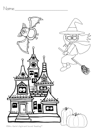 Here Are Pictures Of The Free Halloween Printable Coloring Pages In Your Packet There A Few More Premium Membership