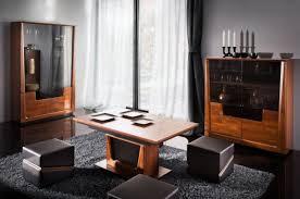 wohnzimmermöbel wohnzimmer komplett set j lopar 3 teilig teilmassiv farbe nuss schwarz
