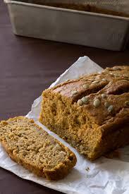 Maine Pumpkin Bread by Quinoa Pumpkin Banana Bread Sweet Remedy