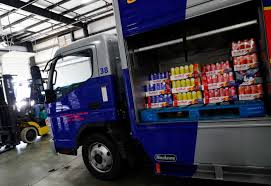 100 Redbull Truck Palmentere Brothers Distributing Beverage Distributor Kansas