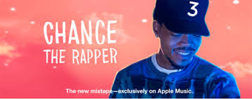 Chance The Rapper Apple Music