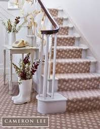polka dot carpet stair runners