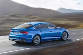 New Audi A5 Sportback pricing and specs revealed