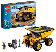 Jual Lego City Mining Truck - 4202 - Fun D Bricks | Tokopedia Lego Technic Bulldozer 42028 And Ming Truck 42035 Brand New Lego Motorized Husar V Youtube Speed Build Review Experts Site 60188 City Sets Legocom For Kids Sg Cherry Picker In Chester Le Street 4202 On Onbuy City Dump Mine Collection Damage Box Retired Wallpapers Gb Unboxing From Sort It Apps How To Custom Set Moc