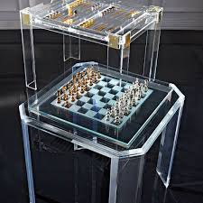 100 Small And Elegant Hot Item Acrylic Clear Modern And Rectangular Coffee Table