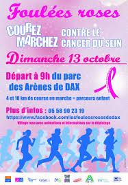 carsat mont de marsan dépistage du cancer du sein les foulées roses ch mont de