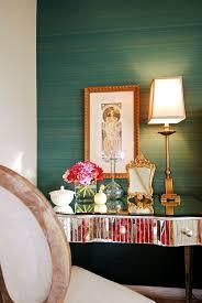 Killer color bo teal & gold — The Decorista