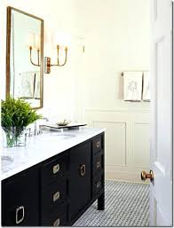 48 Inch White Bathroom Vanity Without Top by Bathroom With Black Vanitiesblack Bathroom Cabinets With White And