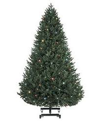 9 Ft With Clear Lights Alberta Spruce Christmas Tree8