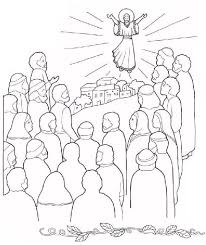 HD Wallpapers Coloring Page Jesus Second Coming Epbeiftcompress