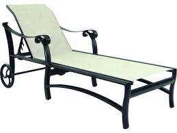 Kirklands Outdoor Patio Furniture by Chaise Hover To Zoom Kirkland Sling Chaise Lounge With Wheels
