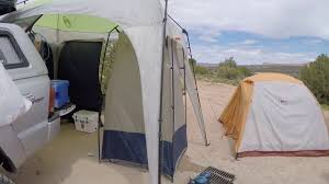Truck Camping: Pop Up Shelter With Shower Tent And Tarp - YouTube 57044 Sportz Truck Tent 6 Ft Bed Above Ground Tents Pin By Kirk Robinson On Bugout Trailer Pinterest Camping Nutzo Tech 1 Series Expedition Rack Nuthouse Industries F150 Rightline Gear 55ft Beds 110750 Full Size 65 110730 Family Tents Has Just Been Elevated Gillette Outdoors China High Quality 4wd Roof Hard Shell Car Top New Waterproof Outdoor Shelter Shade Canopy Dome To Go 84000 Suv Think Outside The Different Ways Camp The National George Sulton Camping Off Road Climbing Pick Up Bed Tent Compared Pickup Pop