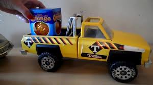 TOP 3 VINTAGE METAL TONKA TRUCK TOYS - YouTube