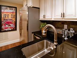 Kitchen Makeovers Small Basement Remodel Kitchenette Cost Layout Modern Design Ideas