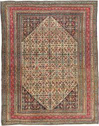 A Qashqai Rug South Persia Circa 1890 8ft 1 In X 6ft 3