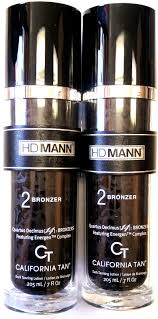 Tanning Bed Lotions With Bronzer by Lot Of 2 California Tan Hd Mann Step 2 Bronzer Indoor Tanning Bed