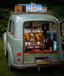 Espresso On Wheels | Fahr-Bar Mobile Coffee Bar Seen On An O… | Flickr Macchina Toronto Food Trucks Towability Mega Mobile Catering External Vending Van Fully Fitted Avid Coffee Co Might Open A Permanent Location In Garden Oaks Cart Hire La Crema The Barista Box On Behance Drip Espresso San Francisco Roaming A New Wave Of Coffee And Business Model Fidis Jackson Square Express Cars Ltd Pinterest Truck Bean Cporate Branded Mobile Van For Somerville Crew Launches Kickstarter Ec Steel Cafe Truck Malaysia Youtube Adorable Starbucks Full Menu Cold Brew Order More