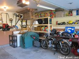 Basement Storage Shelves Woodworking Plans by How To Build A Shelf For The Garage