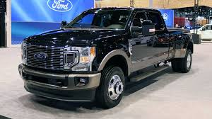 100 Super Duty Truck 2020 Ford Powers Into Chicago With 73Liter V8 UPDATE