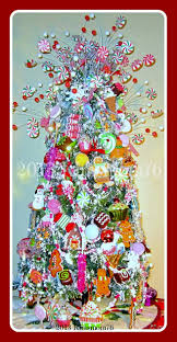Gumdrop Christmas Tree by Kimsmom76 Handmade Ornaments Candyland Christmas Tree