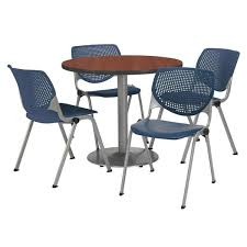Round Table And Chairs Set T42RD-B1922SL-MH-2300-P03 | Bizchair.com Flash Fniture 315inch Round Alinum Indoor Outdoor Table With 315 Square Red Metal Inoutdoor Set 4 Stack Chairs Duet Tables Global Group Lifetime 9piece Black Stackable Folding Set80439 The Home Cafe Restaurant Seat Stock Image Of Ding Kitchen Ikea Traing And Mktrcc7224pl44be Foldingchairs4lesscom T42rdb1922slmh2300p03 Bizchaircom Amazoncom Kee 42 Breakroom Mahogany M Rattan 3 Classic Teak Garden Eight Oval Stacks Store