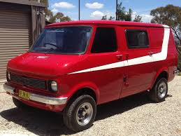 Bedford CF2 Van: Ebay: