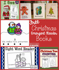 Christmas Tree Books For Preschoolers by Free Christmas Printables For Preschoolers Play To Learn