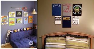 Elegant DIY Boys Bedroom Ideas Easy Diy Teen Room Decor For Ready
