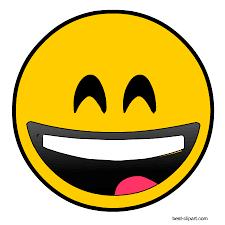 Laughing Emoji Free Clip Art