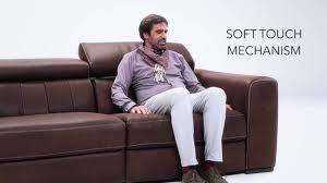 Natuzzi Editions Sofa Recliner by Natuzzi Editions B790 Youtube