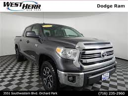100 West Herr Used Trucks Toyota Tundra For Sale In Varysburg NY 14167 Autotrader