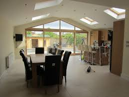 House Renovation And Extension Contemporary Dining Room