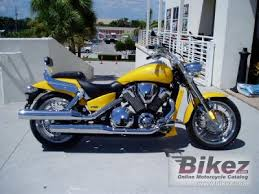 2007 Honda VTX 1800 F specifications and pictures