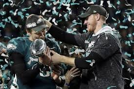 Four scores MVP Foles leads Eagles to title