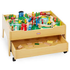 Real Wooden Train & Table Set Little Tikes 2in1 Food Truck Kitchen Ghost Of Toys R Us Still Haunts Toy Makers Clevelandcom Regions Firms Find Life After Mcleland Design Giavonna 7pc Ding Set Buy Bake N Grow For Cad 14999 Canada Jumbo Center 65 Pieces Easy Store Jr Play Table Amazon Exclusive Toy Wikipedia Producers Sfgate Adjust N Jam Pro Basketball 7999 Pirate Toddler Bed 299 Island With Seating