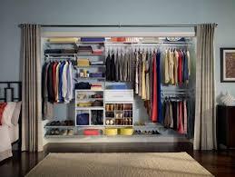 rideaux pour placard de chambre armoire de chambre penderie ou dressing comment choisir tringle