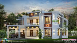 104 Contempory House Kerala Home Design Khd On Twitter Beautiful Modern Contemporary Style Https T Co Rzq5klv6lj 3drendering Design Architecture