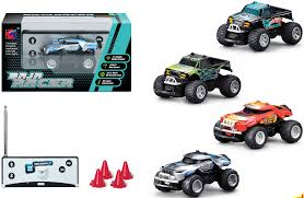 RC Cars & Trucks-Click : Smart Entertainment Inc, Merchandise For ... Buggy Mini 132 High Speed Radio Remote Control Car Rc Truck Hbx 2128 124 4wd 24g Proportional Brush Electric Powered Micro Cars Trucks Hobbytown Rc World Shop Httprcworldsite High Speed Rc Cars Pinterest 116 Nitro Road Warrior Carbon Blue Best 2017 Rival 118 Rtr Monster By Team Associated Asc20112 Halofun For Kids Jeep Vehicle Dirt Eater Off Truckracing Stunt Buggyc Mini Truck Rcdadcom 2 Racing Coupe With Rechargeable