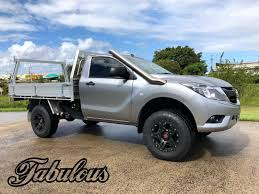 100 Truck Snorkel Mazda BT50 Stainless Fabulous Fabrications