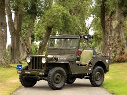 100 1950 Willys Truck M38 Jeep Truck Trucks Military Retro Weapon Weapons Gun