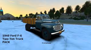 100 Two Ton Truck GTA Gaming Archive
