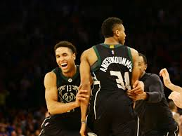 Malcolm Brogdon World in s Yvolution