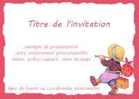 cartes gratuites invitation pot départ en retraite chagne