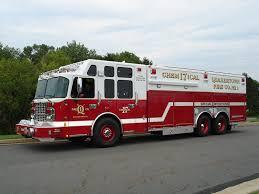 100 Heavy Rescue Trucks Quakertown PA FD 17 2010 SpartanSwab Squad