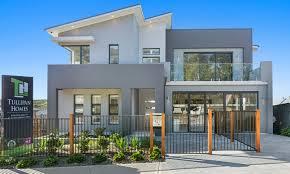 100 Downslope House Designs Display Centre Tullipan Homes Custom Home Builder Sydney