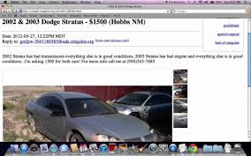9 Things That Happen When You Are In Craigslist Albuquerque
