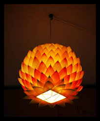 paper lantern light installation Google Search