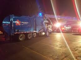 Oregon Man Sleeping In Garbage Truck Gets Compacted, Survives | CW33 ...